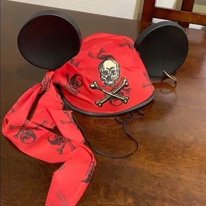 Disney Pirate Hat
